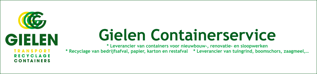 Gielen Containerservice